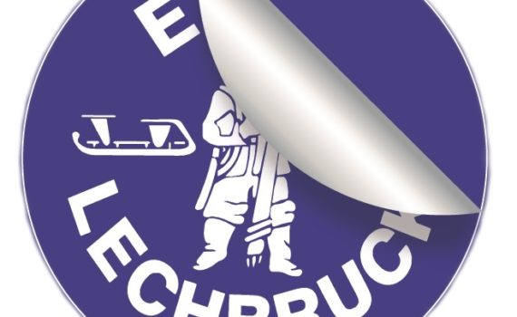 ERC-Aufkleber